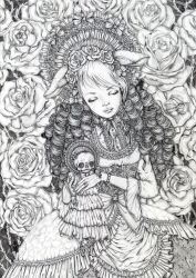 Lolita with Doll
