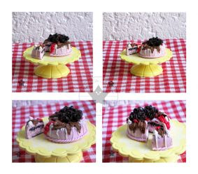 Fimo Cake