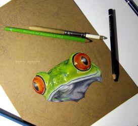 Froggy  WIP