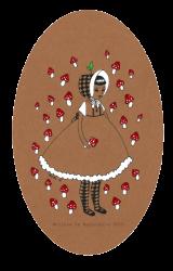 Amanita Girl