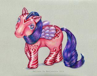 Peppermint Pony
