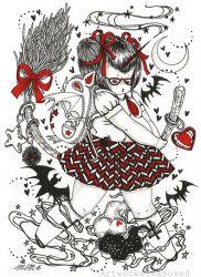 Magical School Girl
