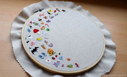 Embroidery Doodles