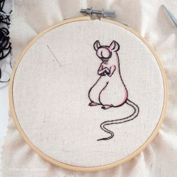 DickRat Outline