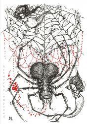 Cocktober12-Spider