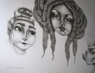Admiration Sketch
