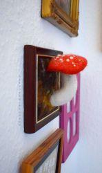 Framed Mushroom