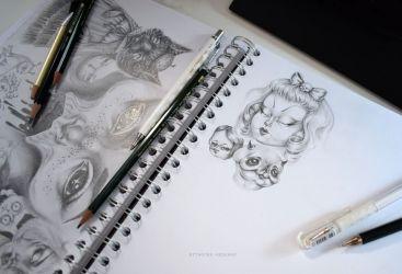 Sketchbook FacePage