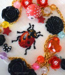 LadyBug X Stitch