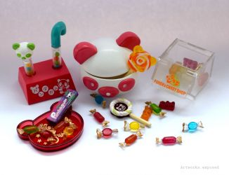 Megahouse Candy