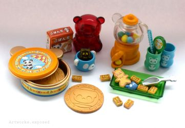 Megahouse Cookies