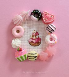 Pink Pastry