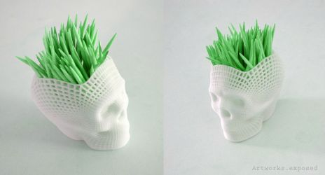 Punk Toothpick Holder