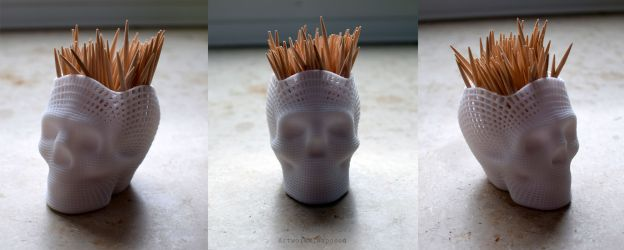 Toothpick Holder