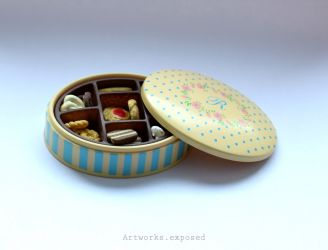 ReMent Cookie Box