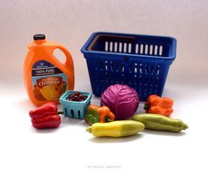 ReMent Vegetables