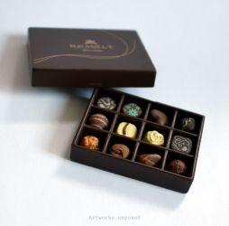 Re-Ment Chocolates