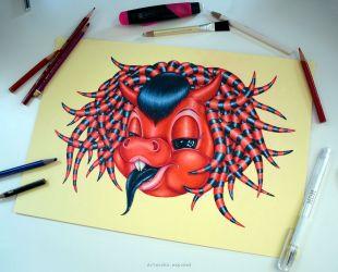 Rushton Devil