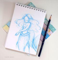 Merm Sketch