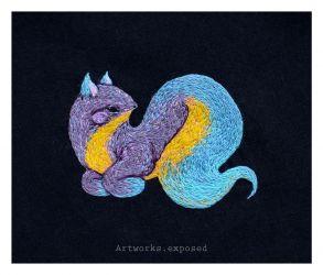 Purple Fox