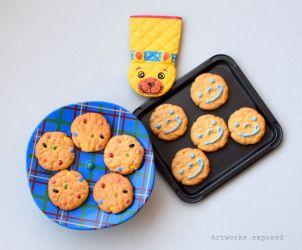 Re-Ment Cookies