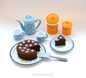 ReMent Cake&Tea