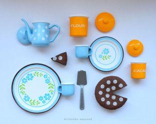 ReMent Cake&Tea2