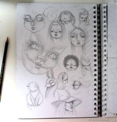 Sketchdump 2 of 4