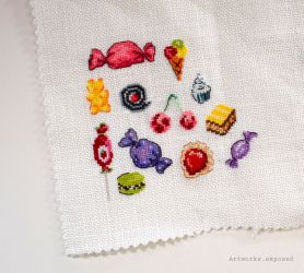 Stitchtember12-PurpleBonBon