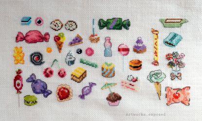 Stitchtember30-OldTimeyCandy