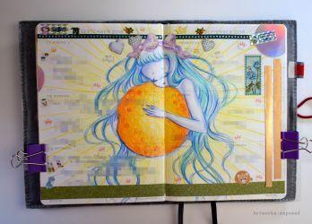 Sun Hug Journal